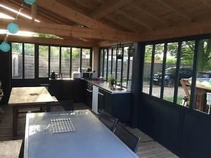Verriere Pour Cuisine : devis menuiseries fenetres chassis alu aluminium travaux ~ Premium-room.com Idées de Décoration