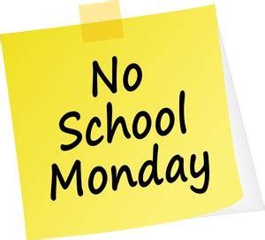 fulton   school monday october