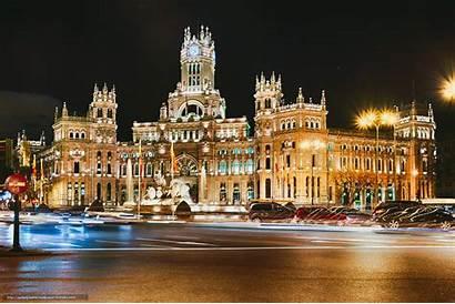 Madrid Spain Wallpapersafari Palacio Cibeles