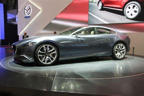 Mazda Shinari Concept In Levende Lijve Autoblognl