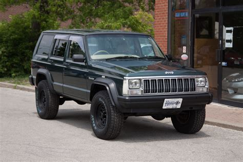 jdm jeep cherokee 1994 rhd jeep cherokee for sale 14 485 with warranty