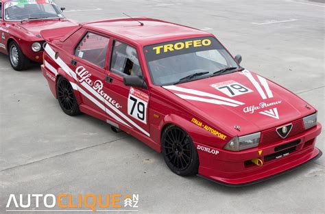 Alfa Romeo Owners Club Track Day, August 29th 2015, Taupo
