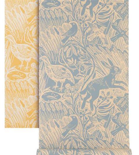 Animal Print Wallpaper For Room - animal print wallpaper for room or nursery harvest