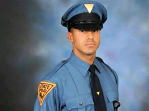 trooper dead  hurt   duty car crash