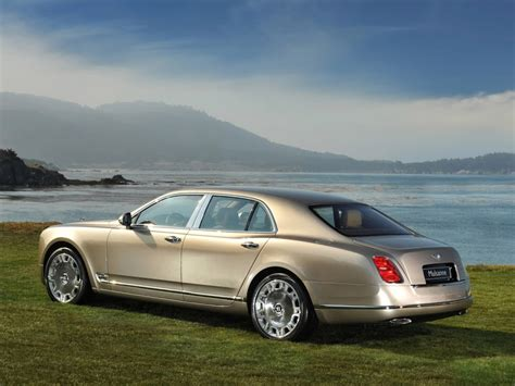 Gambar Mobil Bentley Mulsanne by 2011 Bentley Mulsanne Sedan Turbo V8 Gambar