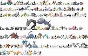 all pokemon evolution chart