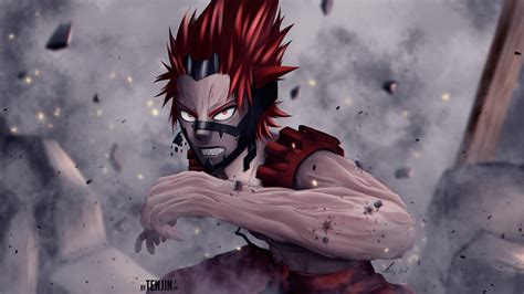 hero academia eijiro kirishima  hd wallpapers hd