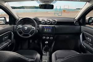 Nouveau Dacia Duster 2017 : l 39 int rieur du nouveau dacia duster en images actu automobile ~ Gottalentnigeria.com Avis de Voitures