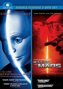Bicentennial Man / Mission To Mars (Double Feature) (DVD ...