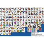 Disgaea Sheet Icons Spriters Resource Previous