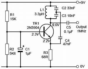 colpitts oscillator frustration With basic oscillatory circuits