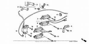 Honda Engines Gx390u1 Qxeb Engine  Jpn  Vin  Gcank
