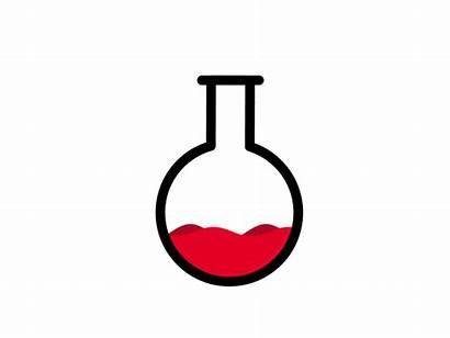 Chemistry Clipart Chemical Process Reaction Animation Transparent