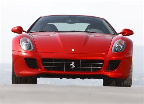 ferrari front view ferrari 599 gtb fiorano hgte car pictures images