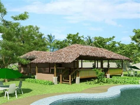 vacation cottage plans modern bungalow house designs philippines tropical house