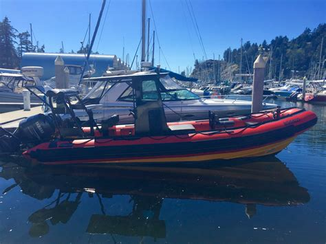 Boat Loans Vancouver Bc by 1991 Zodiac Hurricane 733 Power New And Used Boats For Sale