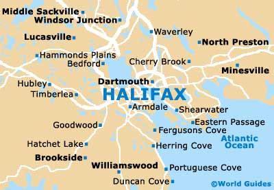 halifax travel guide  tourist information halifax