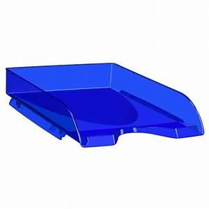 Banette De Rangement : corbeille courrier happy by cep bleu corbeille courrier banette papier document rangement ~ Teatrodelosmanantiales.com Idées de Décoration