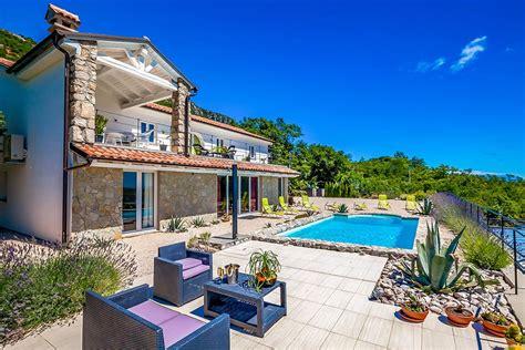 Exklusive Villa Agava Mit Pool In Kvarner Bucht, Kroatien