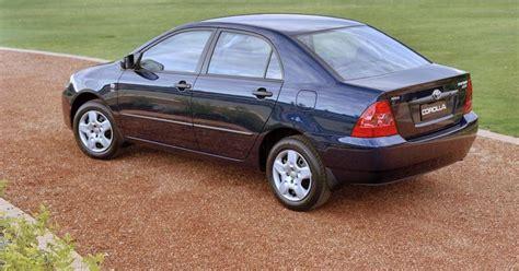 2004-2007 Toyota Corolla recalled   CarAdvice   Toyota ...