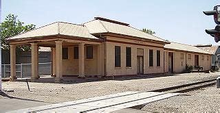 Home Depot Safford Az by The Former Southern Pacific Depot At Safford Az Sat