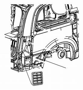 2016 Chrysler Town  U0026 Country Tape  Body