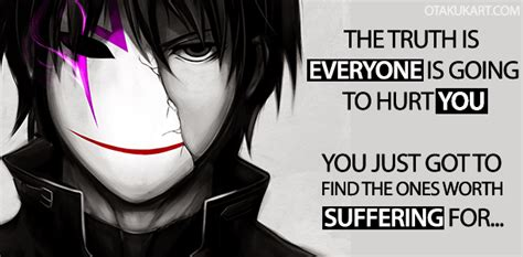 Perfect Anime Quotes For Broken Hearted Person  Page 5 Of