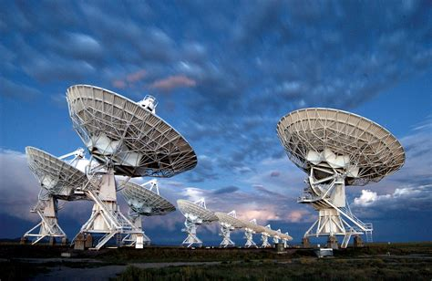 Very Large Array - National Radio Astronomy Observatory