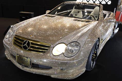 Custom Cars Dazzle At Tokyo's Ride-pimping Extravaganza