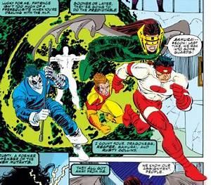 Mutant Liberation Front Members - Comic Vine