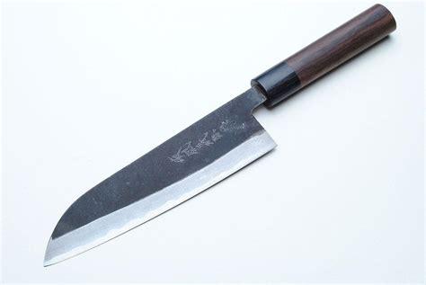 high carbon kitchen knives yoshihiro mizu yaki aogami blue high