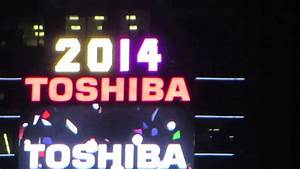 New Years Eve 2014 Ball Drop In Times Square New York City