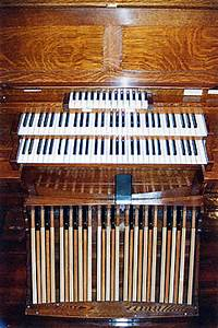 Andrew Smith Pipe Organs ~ First Congregational's Estey