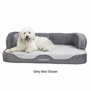 Icomfort sofa sleeper xl brandedpetbedscom for Xl dog sofa bed