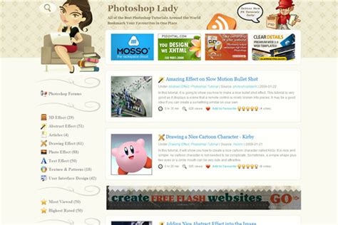 50 Awesome Blog Designs - Part 1