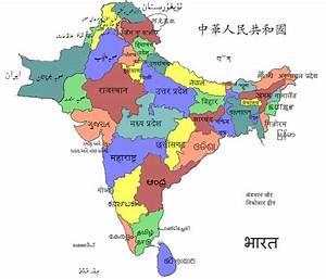 Language Log: Map of South Asia