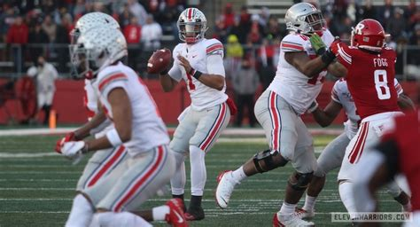 Ohio State's Second 2020 Home Game on Nov. 7 Against ...