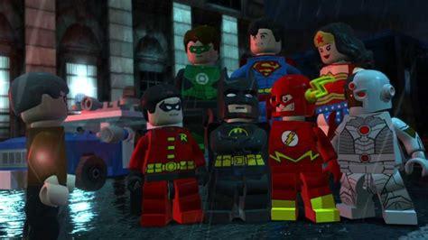 lego batman  dc super heroes part   final battle