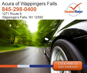 acura of wappingers falls acura service center