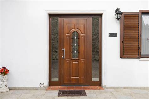 porta ingresso vetro produzione montaggio vendita porte da esterni portoncini