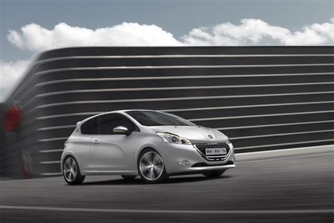 All New Peugeot 208 Gti Hatchback Pictures And Details