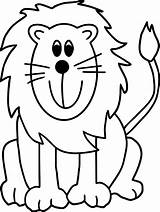 Coloring Zoo Pages Lion Animals Animal Den Printable Easy Lions Zookeeper Clipartmag Wardrobe Safari Preschool Daniel Sheets Zootopia Drawing Narnia sketch template