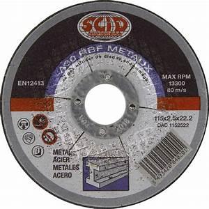 Disque A Tronconner : disque tron onner standard scid m taux diam tre 115 ~ Dallasstarsshop.com Idées de Décoration