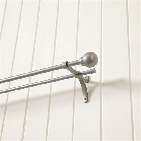metal indoor outdoor rod set traditional