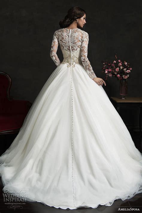 ameliasposa  wedding dresses wedding inspirasi