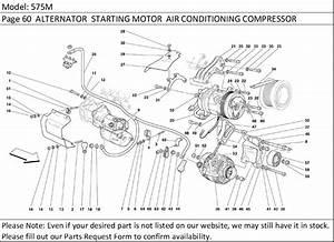 Buy Ferrari Part   172537 Accessory Drive Belt Tensioner Pulley  F355  F 355  F360  F 360  F430