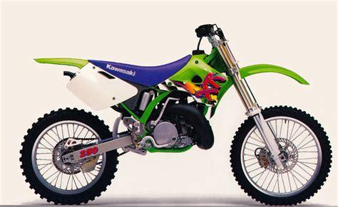 best motocross bikes 10 best dirt bikes of the 90s dirt bike magazine