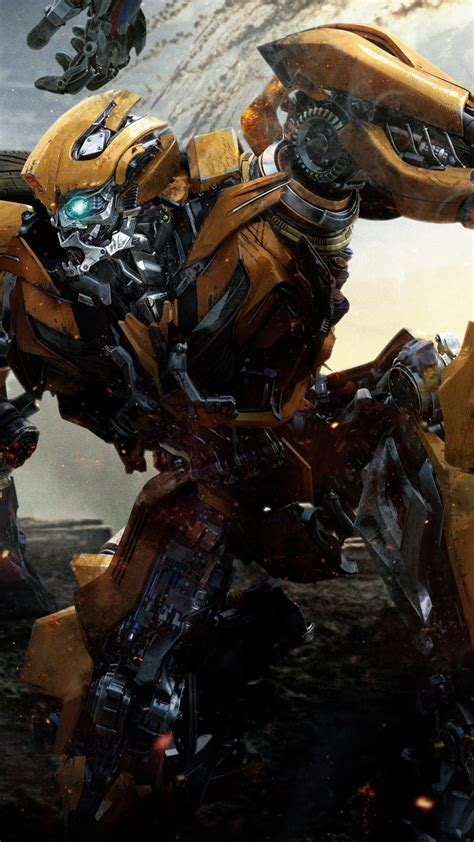 wallpaper bumblebee transformers   knight hd