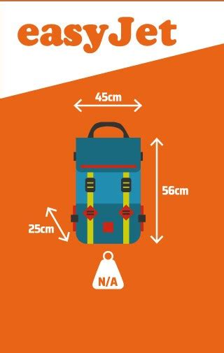 Easyjet Cabin Baggage Weight Luggage Restrictions And Allowances On Uk Flights