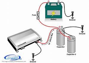 Soundstream Capacitor Wiring Diagram